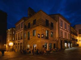 Hospederia Tarela, hotel in Santiago de Compostela