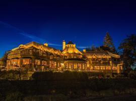 Painter's Lodge, hotel em Campbell River
