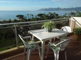 Apartment Montmorency, hotel near Cannes University, Cannes