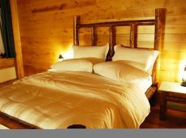 Vogdos Resort, hotel in Seméli