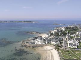 Golden Tulip Valdys Resort Roscoff, hotel in Roscoff