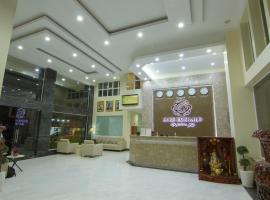 Rose Emerald Hotel, hotel near Mekong Express Bus Station, Phnom Penh