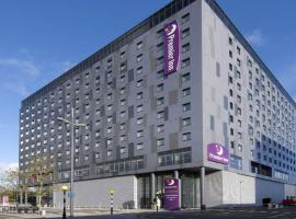 Premier Inn London Gatwick Airport - North Terminal, accessible hotel in Crawley
