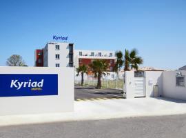 Kyriad Perpignan Sud, hotel near University of Perpignan, Perpignan