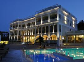 Corfu Mare Hotel, boutique hotel in Corfu