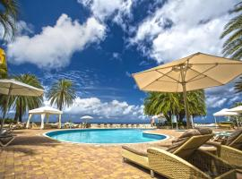 The Royal Sea Aquarium Resort, hotel em Willemstad