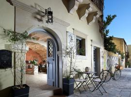 Boutique Hotel Fortino, serviced apartment in Chania Town