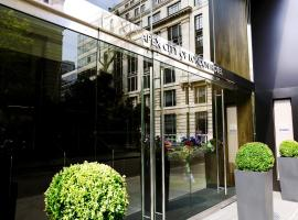Apex City Of London Hotel, hotel a Londra