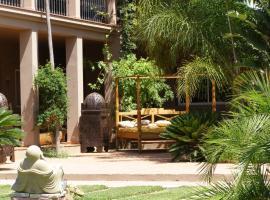 Chillout Hotel Tres Mares, hotel en Tarifa