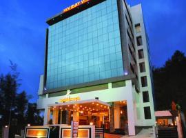 Holiday Vista, hotel in Thekkady