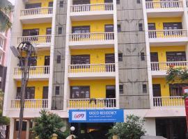 Vasco Residency, hotel near Vasco Da Gama Railway Station, Vasco Da Gama