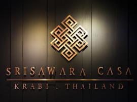 Srisawara Casa Hotel, hotel in Krabi