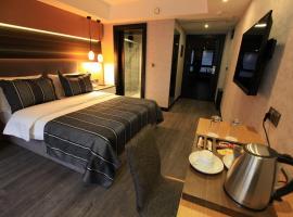 The Black Hotel, отель в Эскишехире
