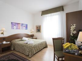 Hotel Angiolino、キアンチャーノ・テルメのホテル