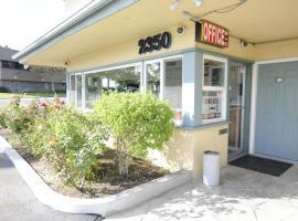 Victoria Motel, motel in Ventura