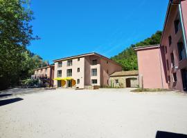 Les Bastides du Gapeau, hotel in Solliès-Toucas