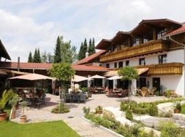 Allgäuer Kräuteralm, отель в Оберштауфене