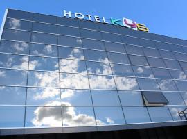 Cube Hotel, inn in Adler
