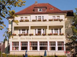 Alte Villa Schlossblick, Hotel in Bad Pyrmont