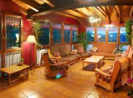 Hotel Ca de Graus, hotel en Castanesa