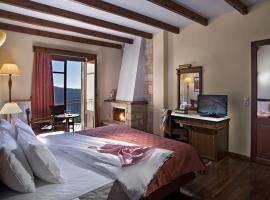 Alpen House Hotel & Suites, hotel in Arachova