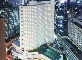 Hilton Tokyo Hotel, hotel near Bunka Gakuen Costume Museum, Tokyo