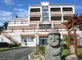 Good Day Pension, villa in Seogwipo