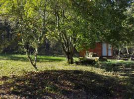 Agricampeggio Madonna di Pogi, glamping site in Bucine