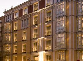 Hotel Boutique Gareus, отель в Вальядолиде