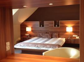 Alfa Hotel, отель в Дьёре