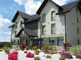 Hotel Magnolia, отель в Тыхы