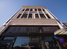 The Rieger Hotel, vacation rental in Kansas City