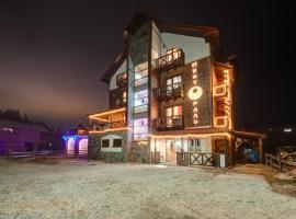 Pektoral, hotel in Bukovel
