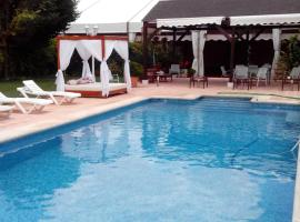 Complejo Hotelero Saga, hotel in Manzanares