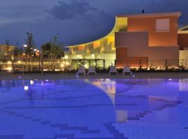 Bosco dell'Impero Nettuno, hotel v Bibione