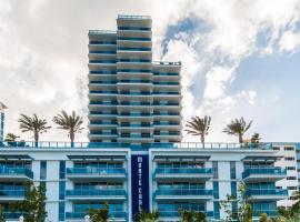 Modern Geometry at Monte Carlo Miami Beach, vacation rental in Miami Beach