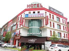 Best View Hotel Kota Damansara, hotel near Sultan Abdul Aziz Shah Airport - SZB, Petaling Jaya