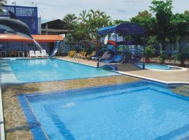 Hotel Campestre Sanvalay Inn, hotel en Melgar