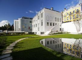 Hotel da Estrela - Small Luxury Hotels of the World, hotel near Amoreiras, Lisbon