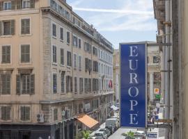 Europe Hotel Vieux Port, hotel near Old Port of Marseille, Marseille