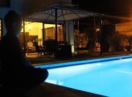 Bali Hotel Boutique, hotel in San Gregorio de Polanco