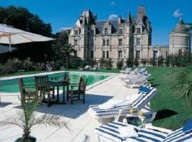 Château de la Tremblaye, hôtel à Cholet