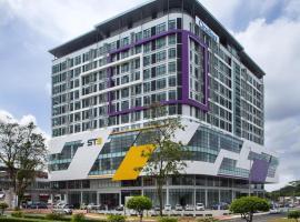 Citadines Uplands Kuching, hotel with pools in Kuching