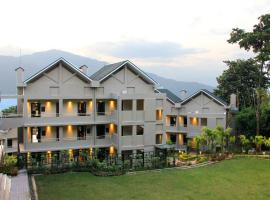 Sinclairs Retreat Kalimpong, hotel in Kalimpong