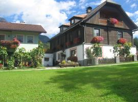Harreiterhof, Hotel in Aich