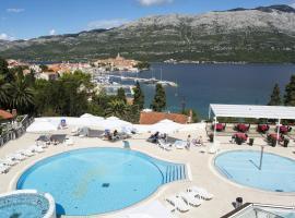 Hotel Marko Polo, hotel in Korčula
