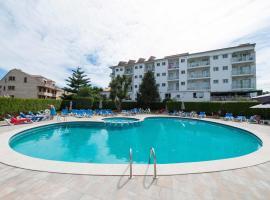 Hotel Troncoso, hotel en Sanxenxo