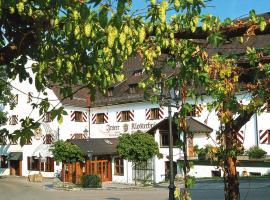 Irseer Klosterbräu, Hotel in Irsee