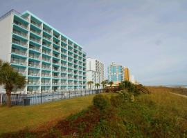 Tropical Seas Hotel, hotel a Myrtle Beach