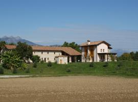 Country House Due Fiumi, hotel in Sacile